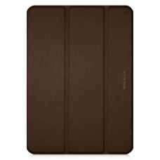 Чохол-книжка Macally Protective Case and stand for iPad Pro 12.9'' 2020 Brown (BSTANDPRO4L-BR)