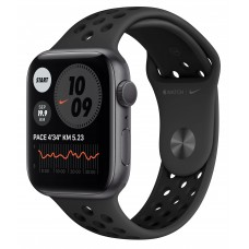 Apple Watch Nike SE 40mm Space Grey Aluminium Case with Anthracite Black Nike Sport Band (MYYF2)