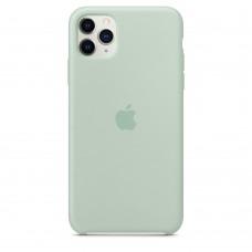 Apple Silicone Case для iPhone 11 Pro Max - Beryl
