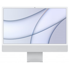Apple iMac 24 Retina 4.5K, 256GB, 8 CPU / 7 GPU Silver (MGTF3) 2021