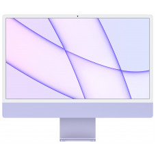 Apple iMac 24 Retina 4.5K, 256GB, 8 CPU / 8 GPU Purple (Z130) 2021