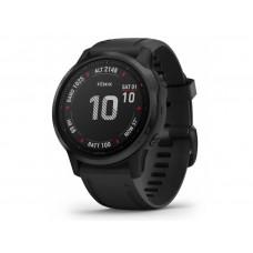 Смарт-часы Garmin Fenix 6S Black with Black Band