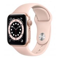 Apple Watch SE GPS + Cellular 44mm Gold Aluminium Plum Sport Band (MYEX2)