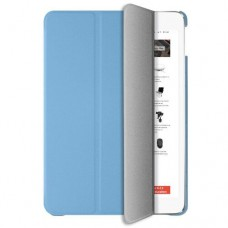 Чохол-книжка Macally Smart Folio для iPad 10.2'' (2019/2020) Blue (BSTAND7-B)