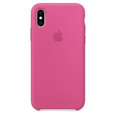 Apple Silicone Case для iPhone XS Max  -  Dragon Fruit